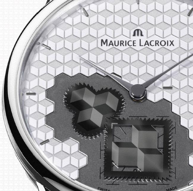 Maurice Lacroix Masterpiece Roue Carrée « Cube »