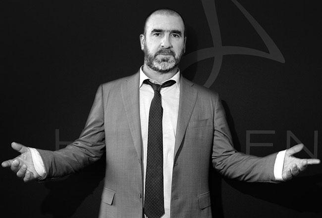 Eric Cantona pour Hautlence