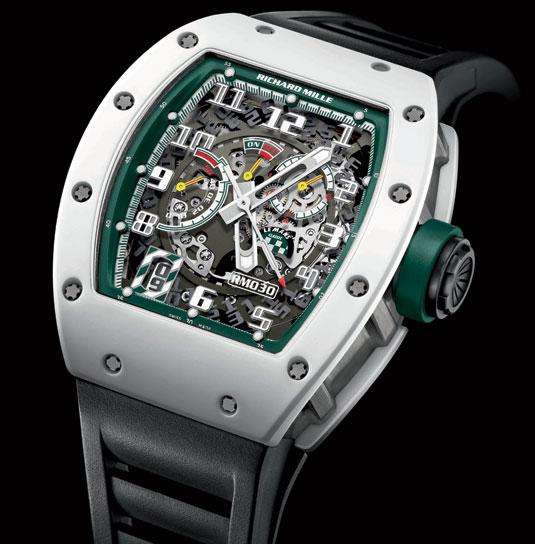 Richard Mille RM 030 Le Mans Classic