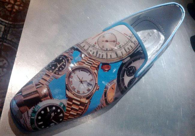 Aron Loafer de Rautureau : un mocassin Rolexophile