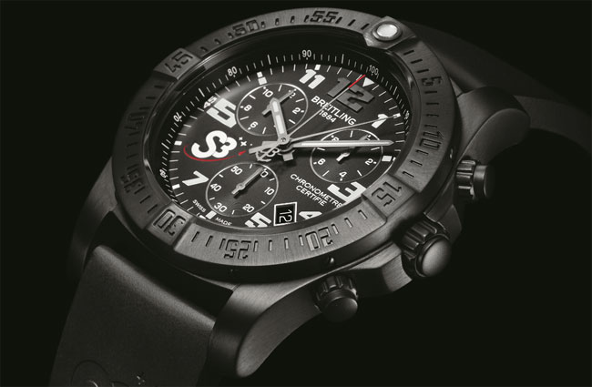 aviator watch breitling pldm  Breitling Chronograph S3 The Zero Gravity Watch