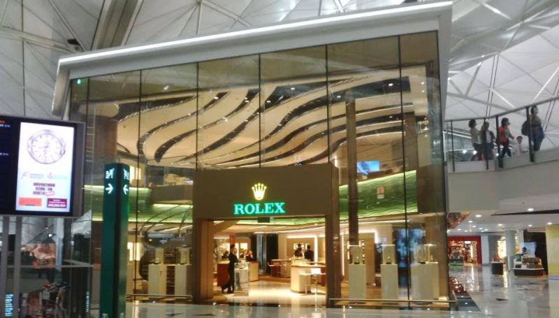 Icon Store Rolex à Hong Kong