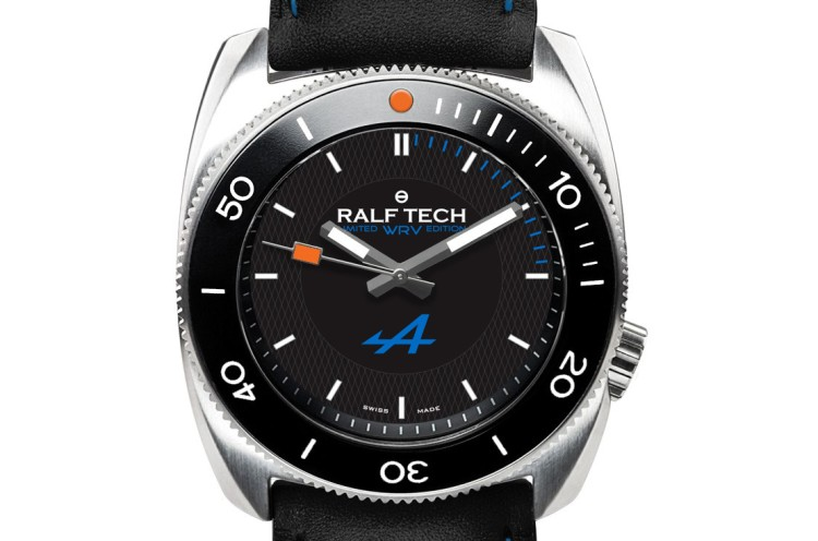 Ralf Tech WRV « R » Automatique Alpine