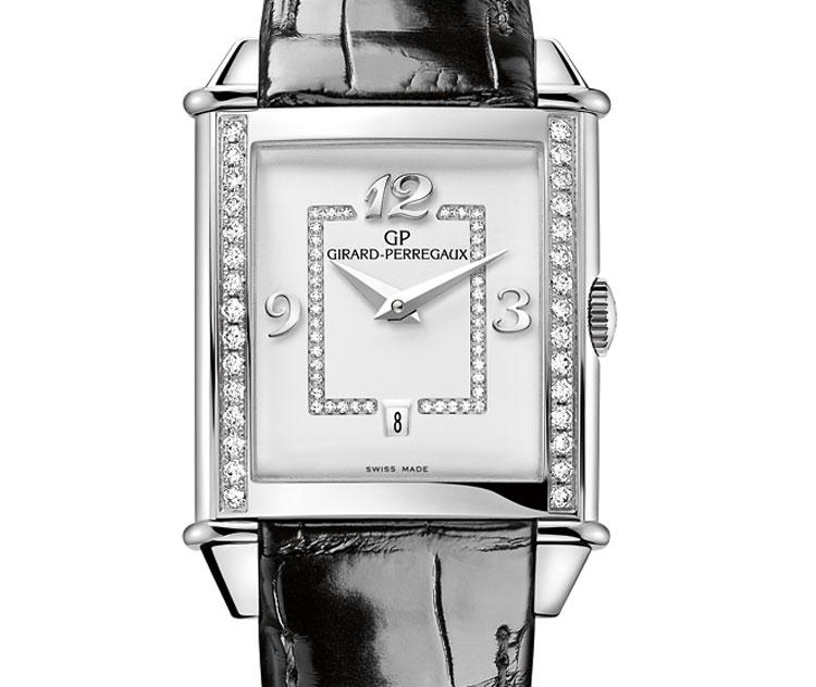 Spécificités techniques de la montre GP Vintage 1945 Lady