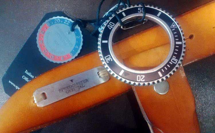 Belt Speedometer