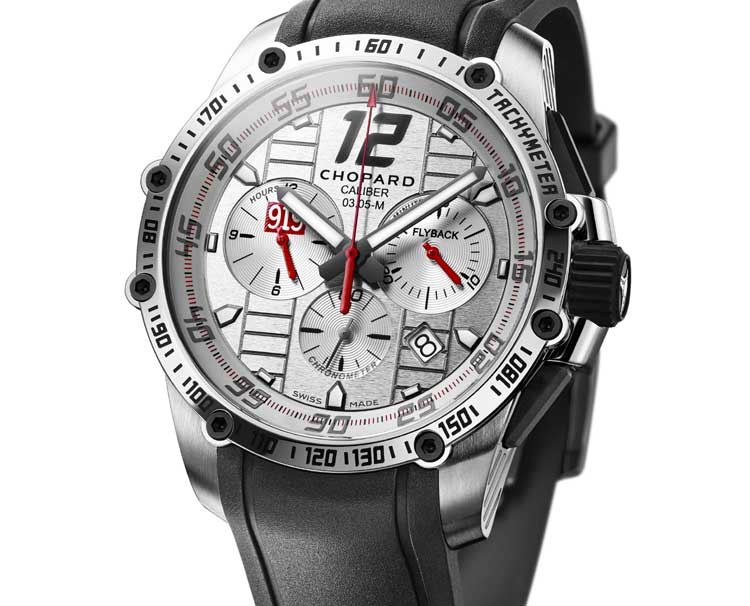 Chopard Superfast Chrono Porsche 919 Edition : 919 exemplaires
