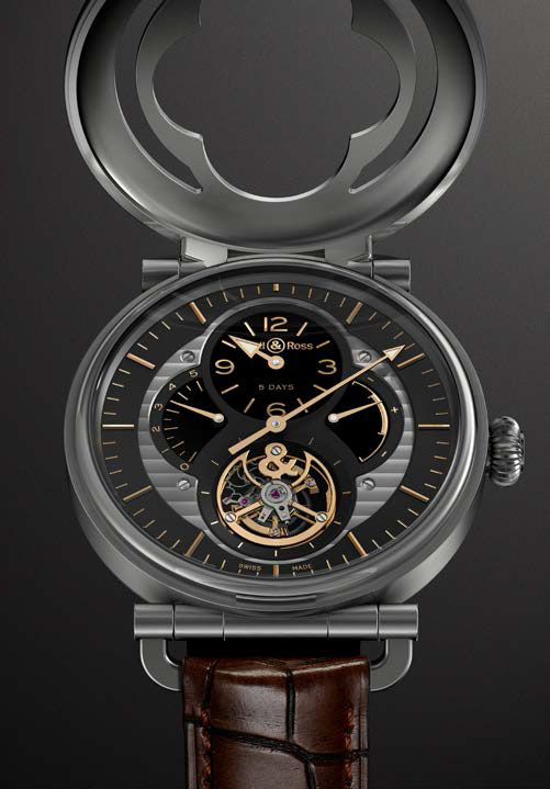 Bell&Ross WW2 Military Tourbillon