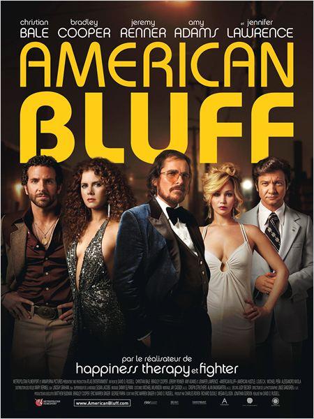 American Bluff, DR