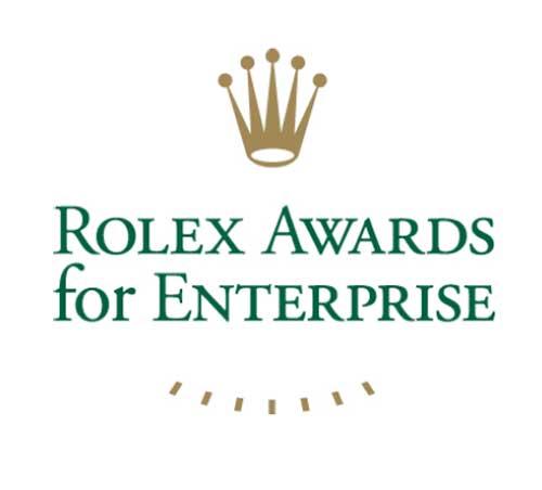 Rolex : les cinq jeunes Lauréats de Prix Rolex à l'Esprit d'Entreprise 2014