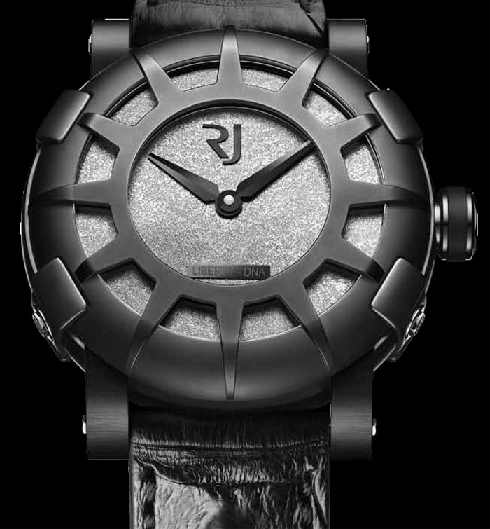 RJ-Romain Jerome Liberty-DNA Black : America America