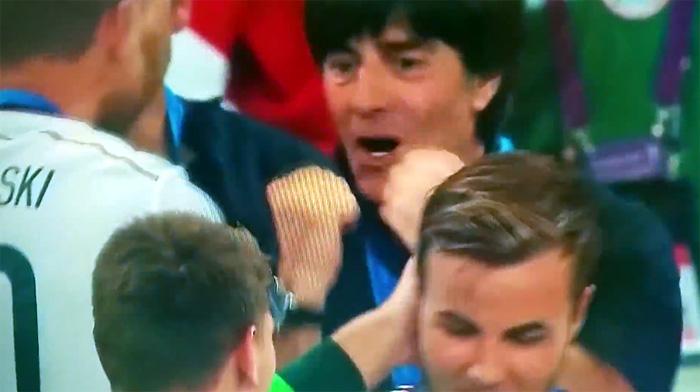 Coupe du monde 2014 : une IWC Portugaise au poignet de Joachim Löw, entraineur de la Mannschaft