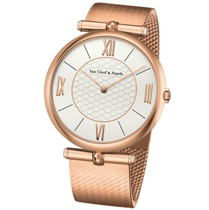 Pierre Arpels version bracelet or : une classe folle