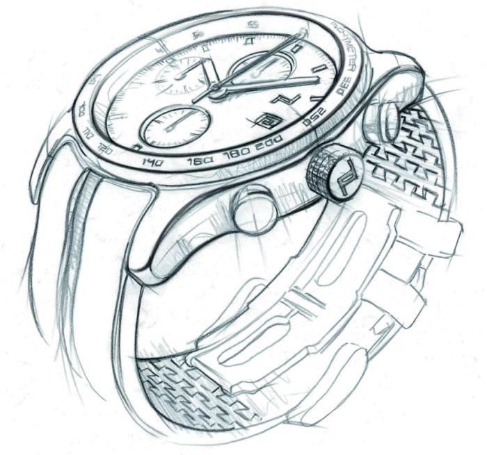 Porsche Design Timepiece no 1