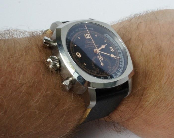 Choisi Suisse Heritage Docteurgraph : la montre doct… heure