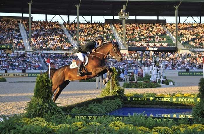 Normandie : Rolex partenaire des Jeux équestres mondiaux
