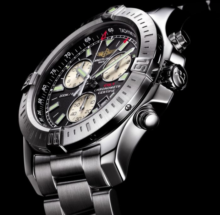 Breitling chronographe Colt 2014