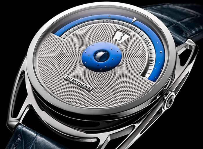 De Bethune DB28 Digitale