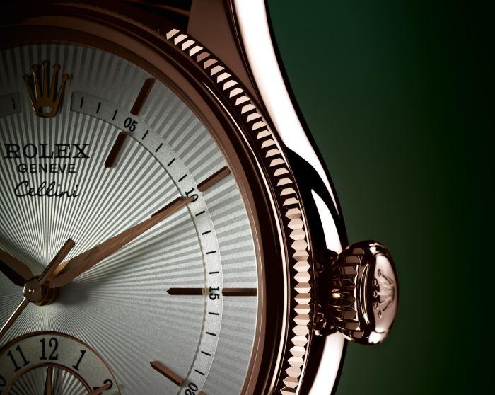 Rolex Cellini Dual Time : ubiquité temporelle