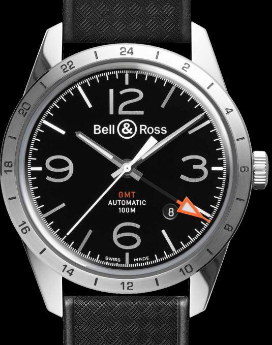 Bell & Ross BR 123 24H : jusqu'au bout du monde