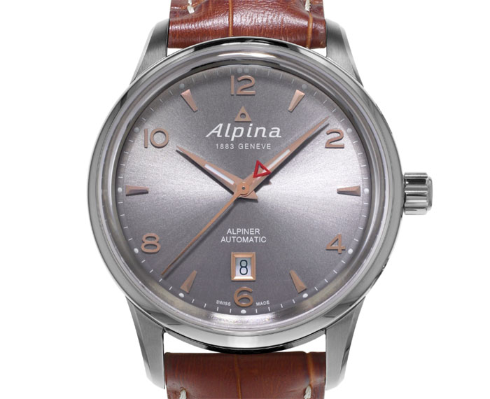 Alpina Alpiner Automatique : montre pour « fans fifties »