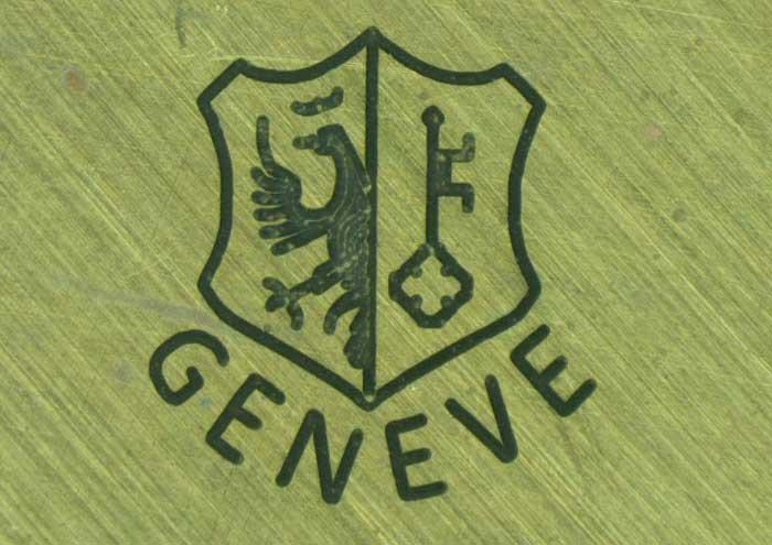 Poinçon de Genève (ancien)