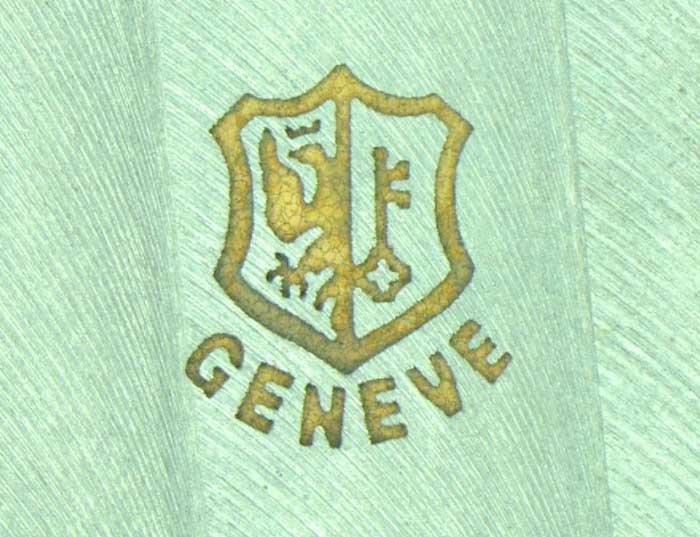 Poinçon de Genève 2014