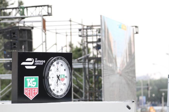 TAG Heuer : chronométreur officiel de la Formule E