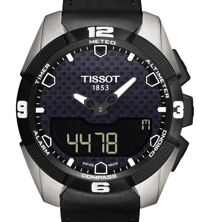 Tissot T-Touch Expert Solar : rayon de soleil