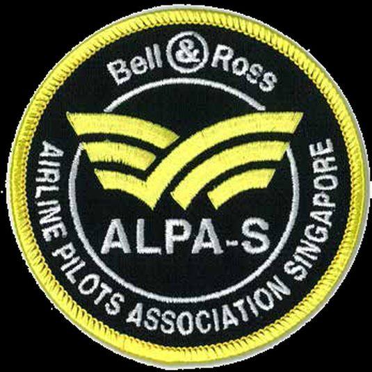 Bell&Ross BR 03 – Aviation Type Alpa-S : pour les pilotes singapouriens