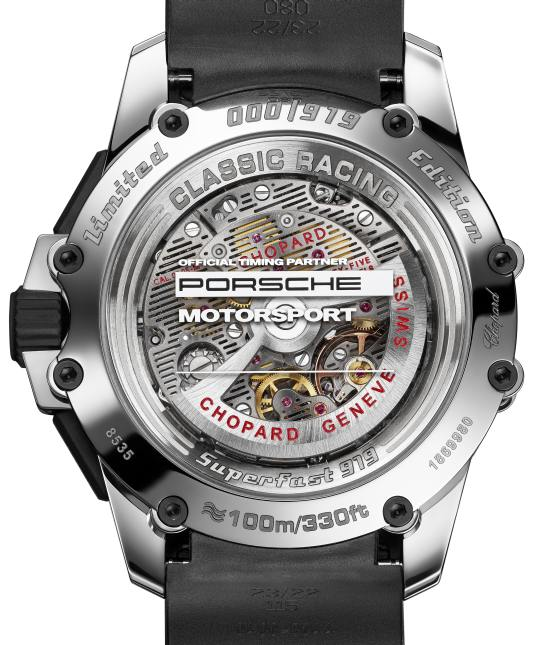 Chopard Superfast Chrono Porsche 919 Edition