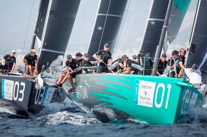 Zenith Royal Cup Marina Ibiza : ultime étape de la Barclays 52 Super Series
