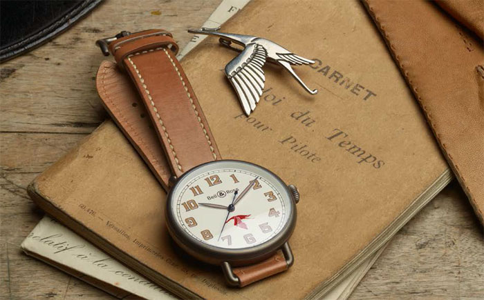 Bell & Ross WW1 Guynemer : l'as des as