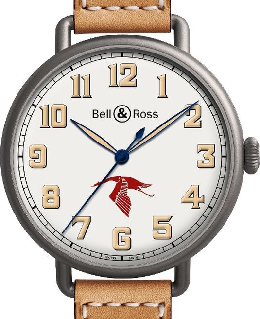 Bell & Ross WW1 Guynemer : l'as des as