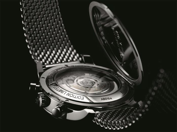 Breitling Transocean Chronograph Edition