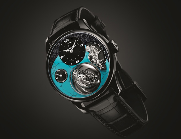 Zenith Academy Christophe Colomb : Tribute to Felix Baumgartner