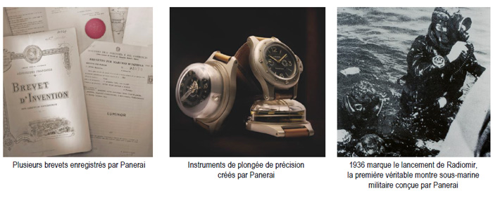 Artcurial : Panerai Only, vente aux enchères à Paris le 8 décembre 2014