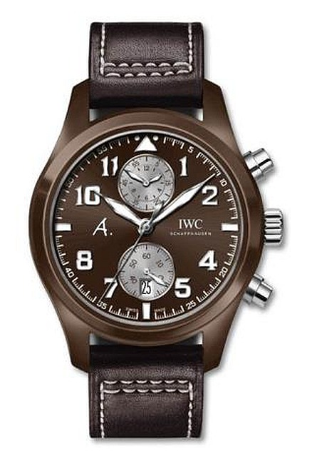 IWC : une montre vendue aux enchères pour la Fondation Antoine de Saint Exupéry pour la Jeunesse