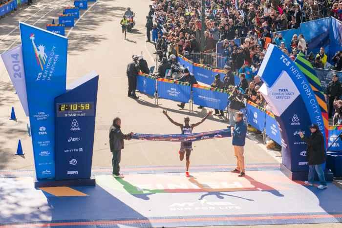 TAG Heuer et les marathons : une course de fond