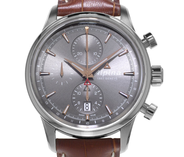 Alpiner Automatique Chronographe