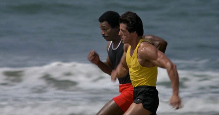 Rocky 3, DR