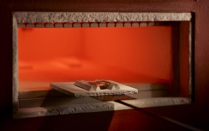 Stirrup Ralph Lauren en émail : pièce unique