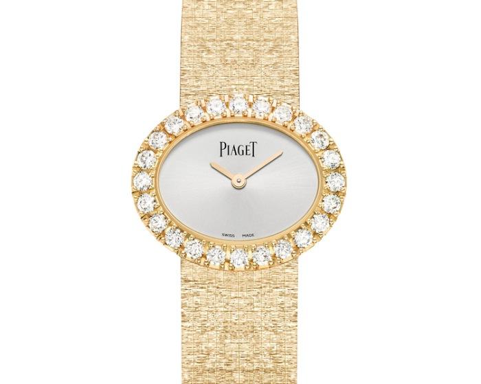 Piaget : des montres ovales si délicieusement vintage