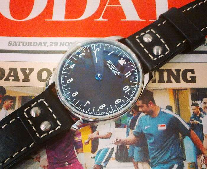 Azimuth Pilot Back In Time