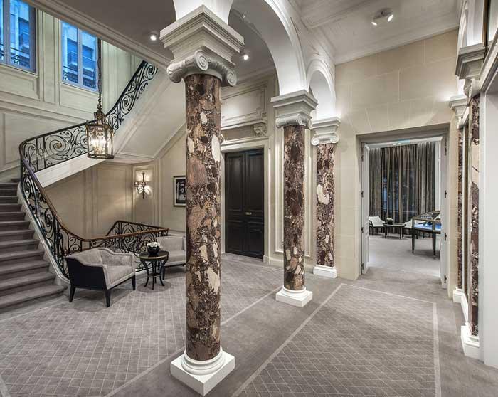 Harry Winston : réouverture du salon historique parisien