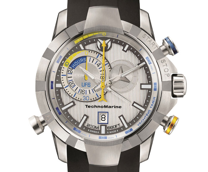 Technomarine UF6 Yachting Timer : compte à rebours