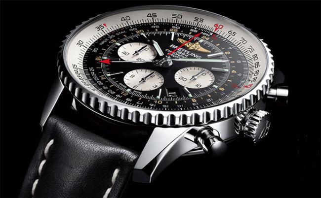 Breitling Navitimer GMT calibre B04