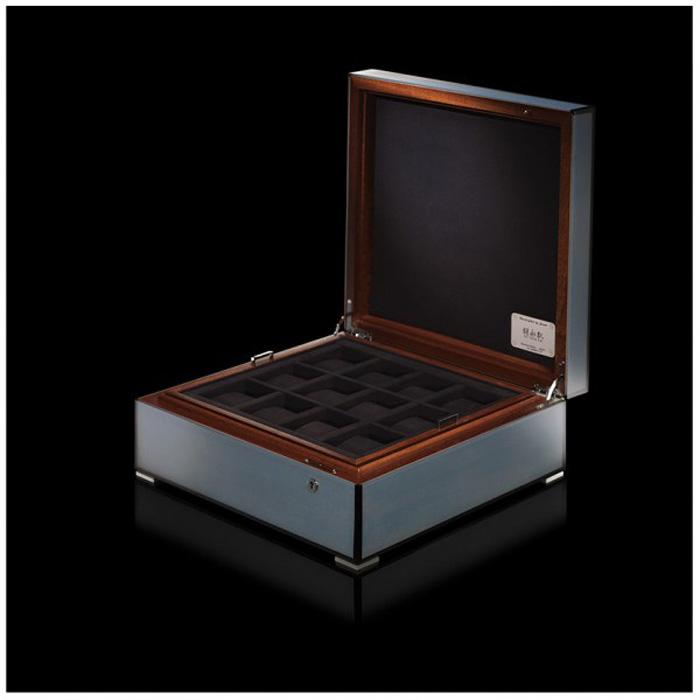 Jurali : de luxueux coffrets de montres chez MisterChrono