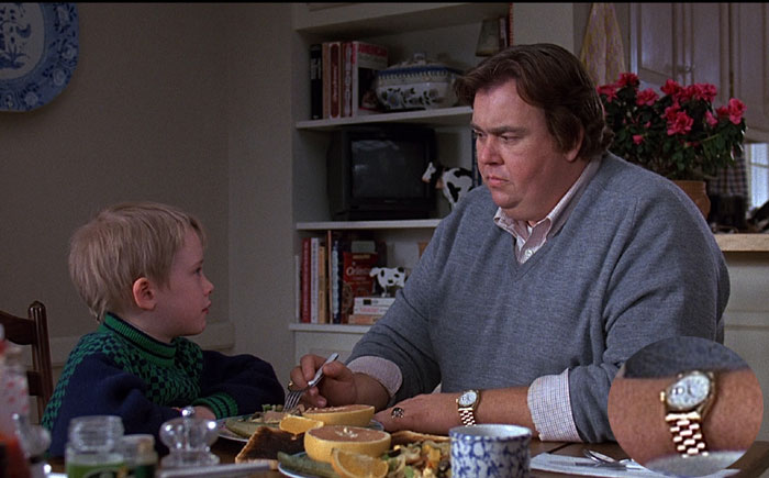 L'oncle Buck, John Candy, DR