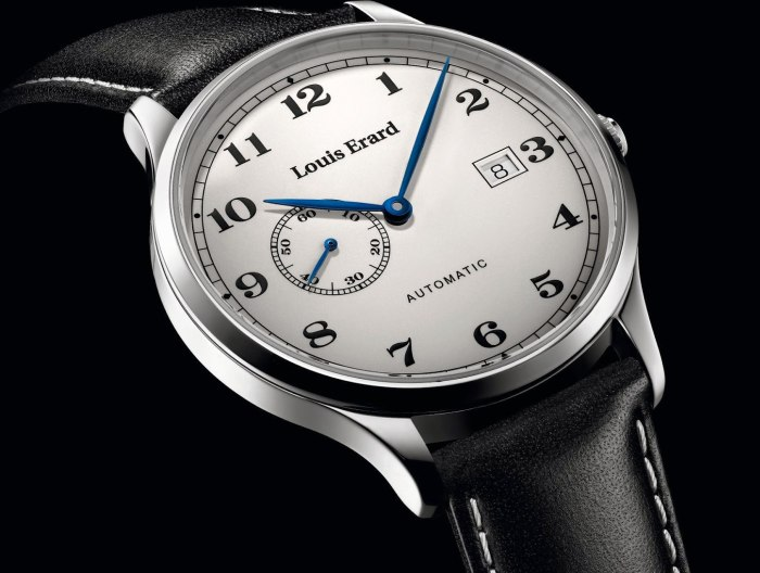 Louis Erard Vintage Small Seconds