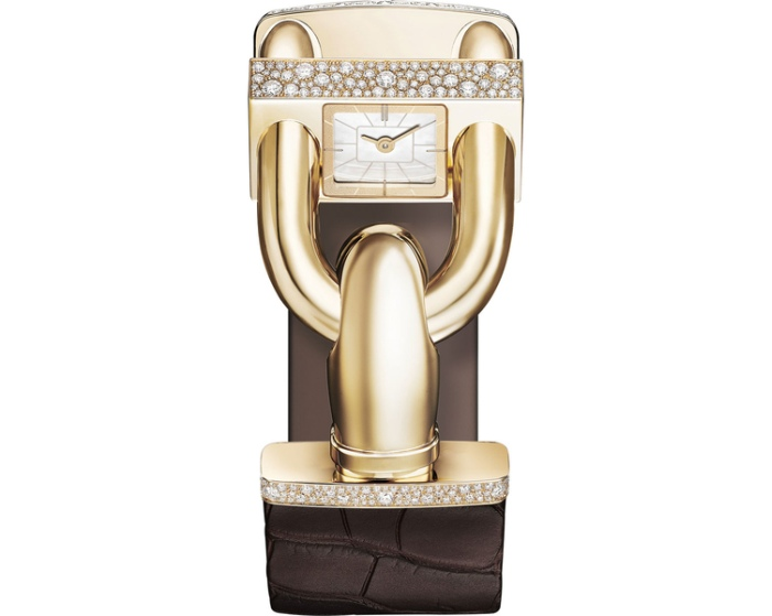 Van Cleef & Arpels : un amour de bijou qui donne l'heure... à la dérobée